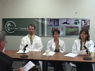 CSU Q & A Video on Canine Cancer from the Morris Animal Foundation